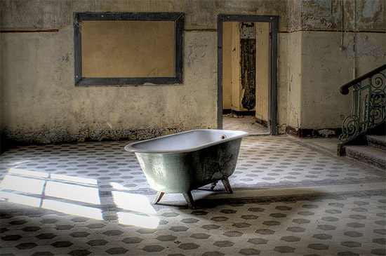 Beelitz-Heilstatten. A Ghost Town to Visit for Curious People