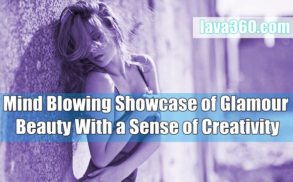 Mind Blowing Showcase of Glamour & Beauty With a Sense of Creativity
