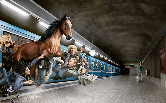 Surreal Situation Photo Manipulations