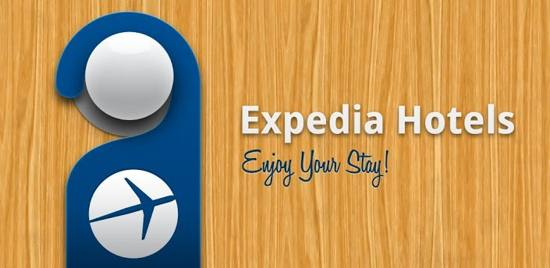 Expedia Hotels free android app