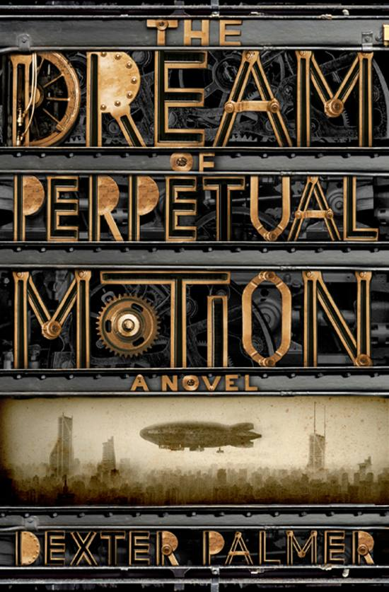 The Dream of Perpetual Motion! book cover