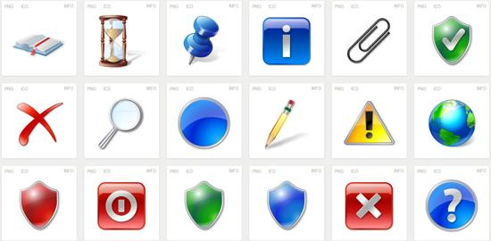 free Iconset! Softwaredemo