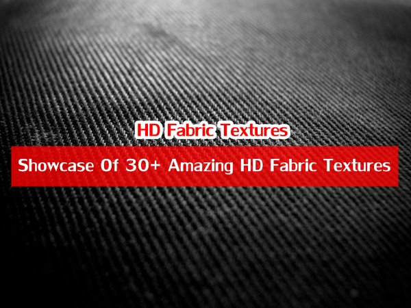 HD Fabric Textures