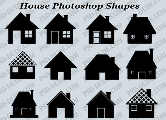 free custom shapes for photoshop