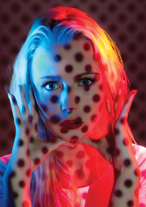 60 eye catching examples of polka dot photography