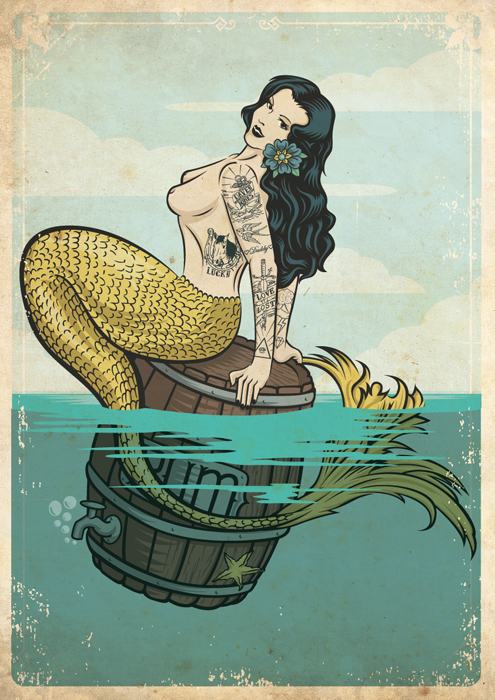 Vintage style Illustrations (17)