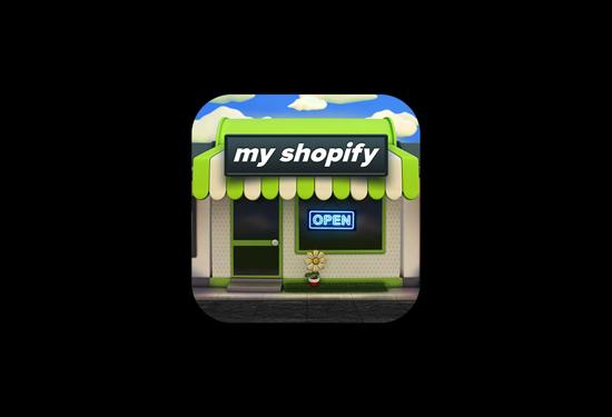 shop icon design inspiration