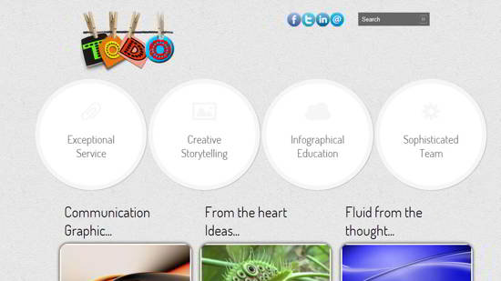 Todo HTML5 and CSS3 Template