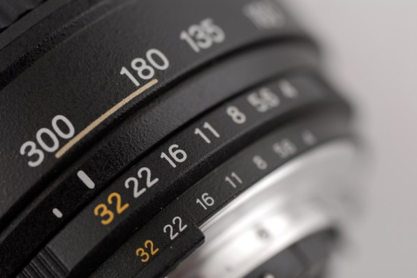 What is Exposure in Photography? iso rating