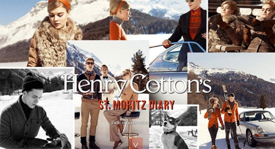 Henry Cottons St Moritz Diary