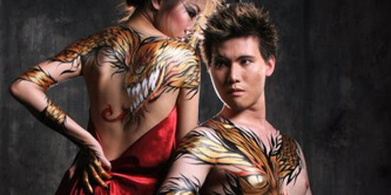 Art Of Body Painting