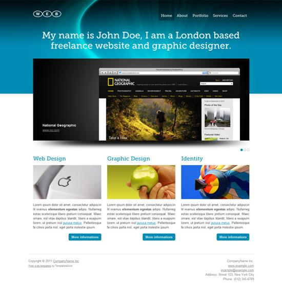 great html templates