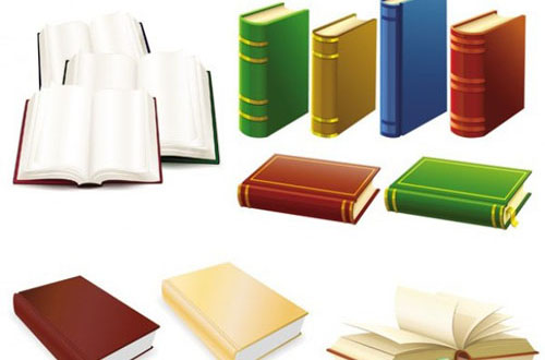 Detailed Vector Books