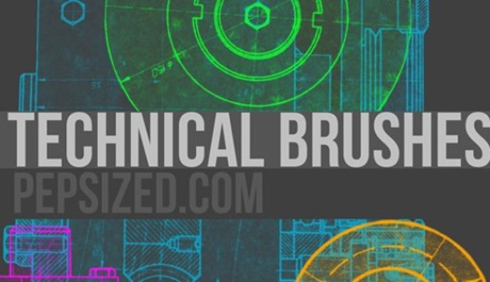 Technical Brushes