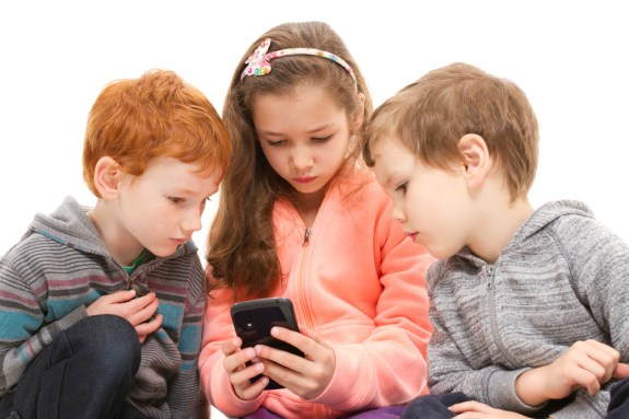 Mobile apps kids
