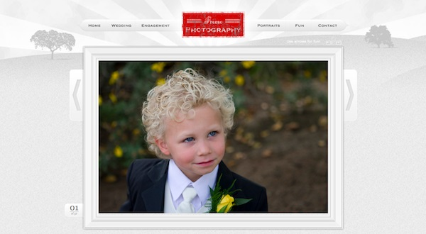 froesephoto photography portfolio websites