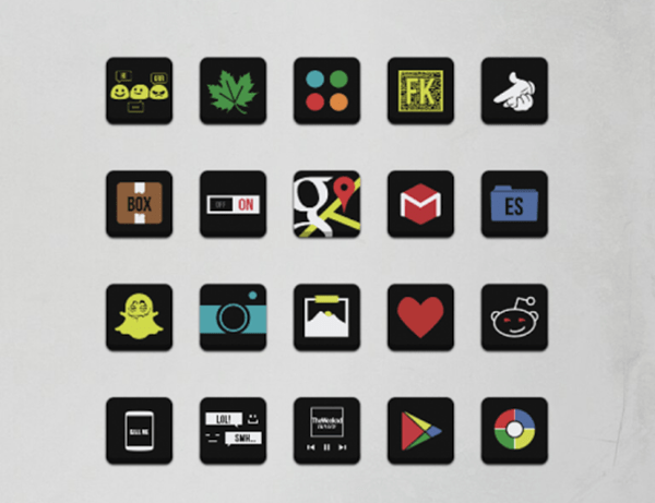 Icon Packs For Android (5)