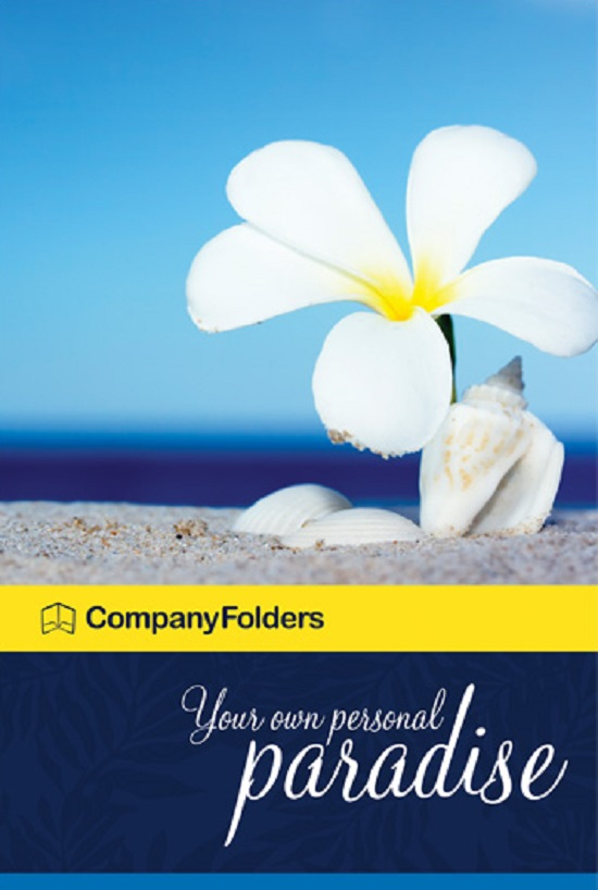 flower-beach-paradise-pocket-folder-template-front