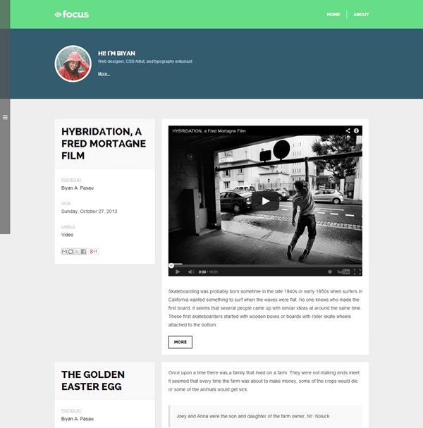 Best Blogger Templates (13)