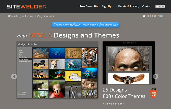 Best Website Builders for Photographers4