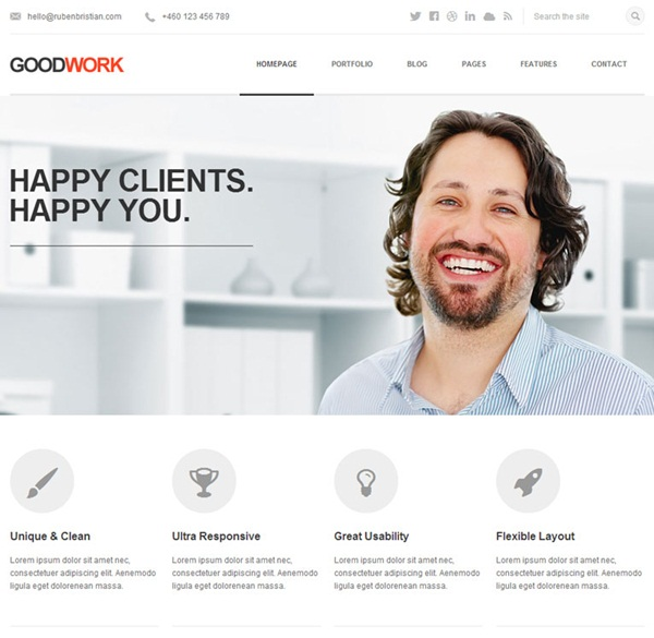 Crowd Funding WordPress Themes of the Year13