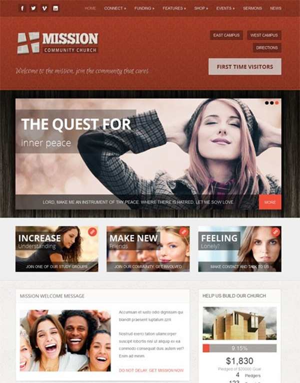 Crowd Funding WordPress Themes of the Year5