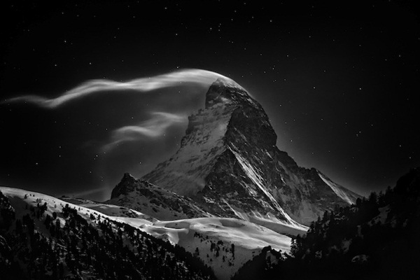 The Matterhorn: Night Clouds #2 (from The Matterhorn Series) - 2012-10-13_162378_places.jpg