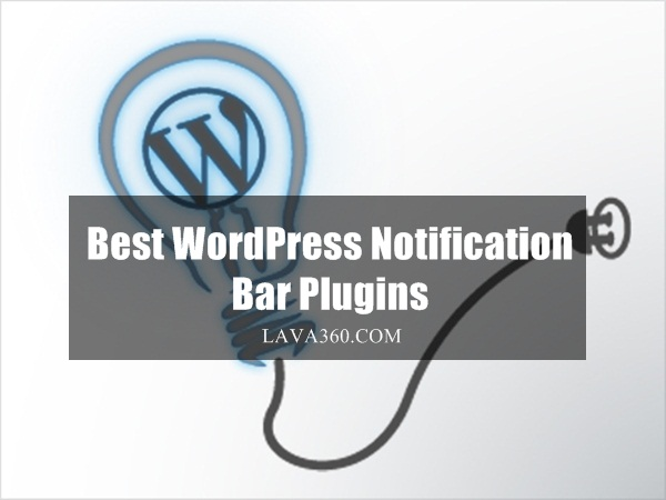 Best WordPress Notification Bar Plugins 1.1