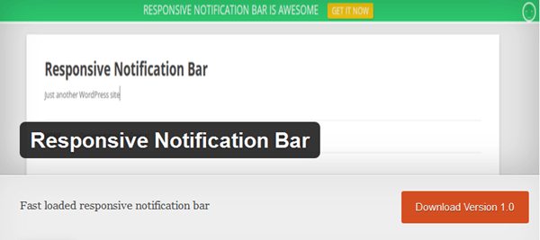 Best WordPress Notification Bar Plugins 8