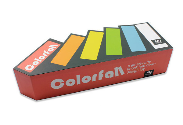 Colorfall Product Packaging Designs