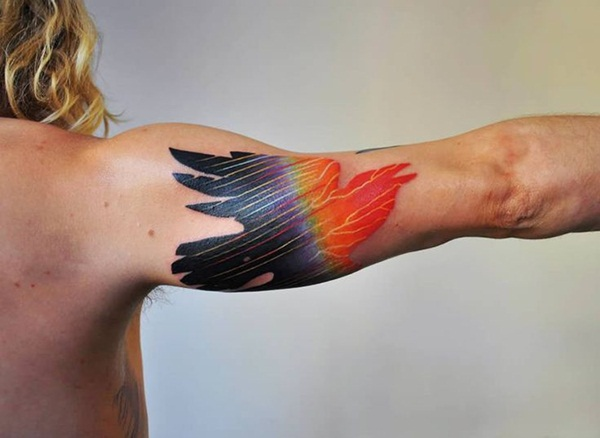 Eagle Tattoo Designs for Girls and Boys7