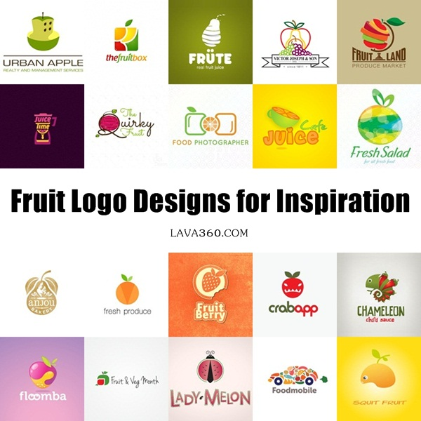 Fruit Logo Designs For Inspiration1.1