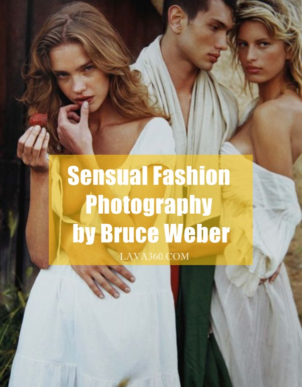 Sensual Fashion Photography by Bruce Weber1.1