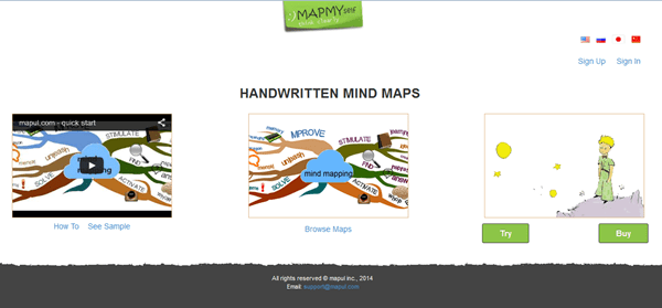 Best Mind Mapping Tools for Designers 4