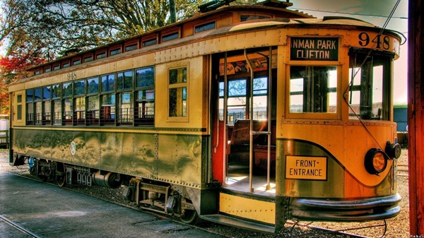 Examples of Transportation Photography7