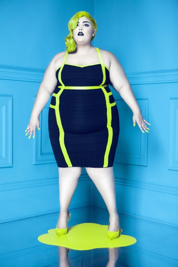 Plus size Fashion Photography Examples19