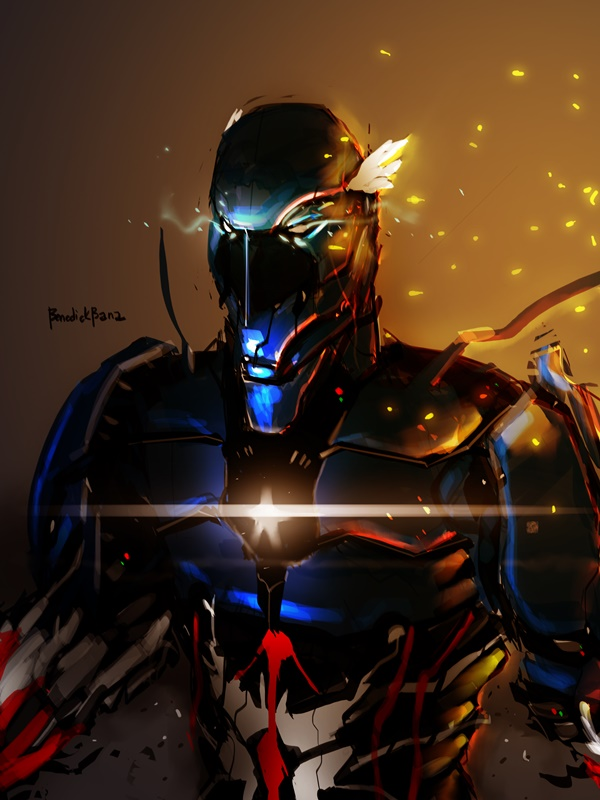 Captain America Fan Art and Illustrations12