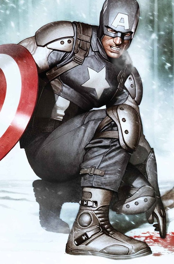 Captain America Fan Art and Illustrations18