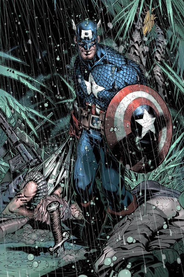 Captain America Fan Art and Illustrations23