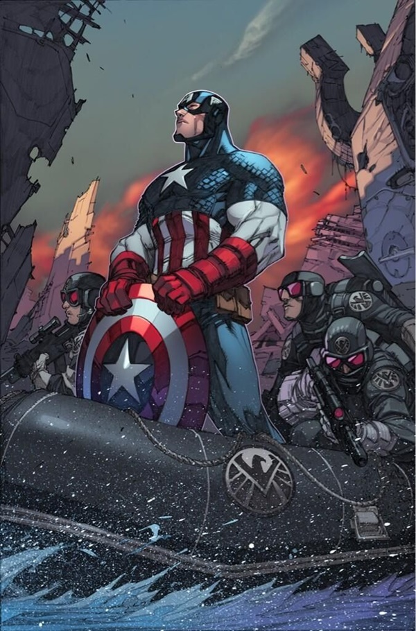 Captain America Fan Art and Illustrations24