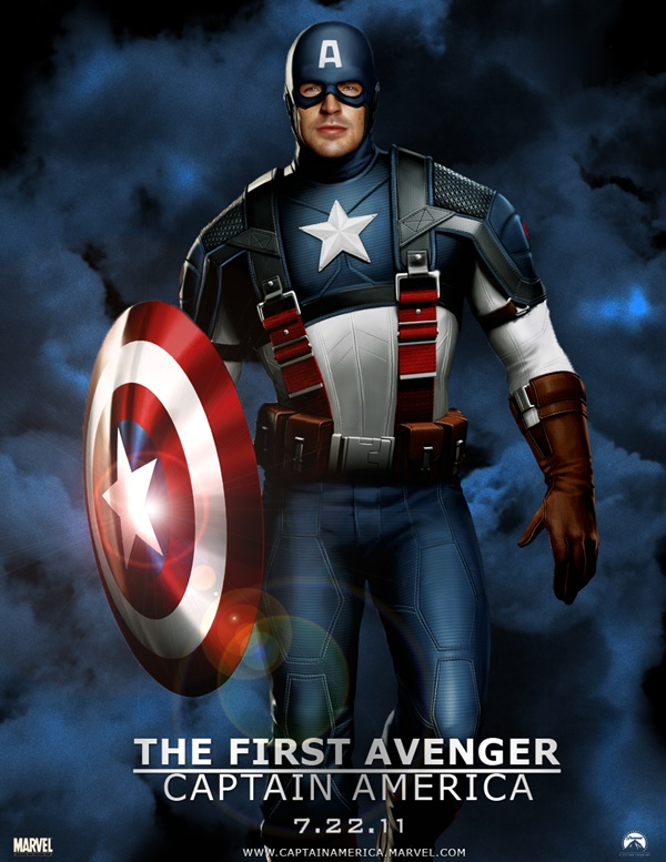 Captain America Fan Art and Illustrations25