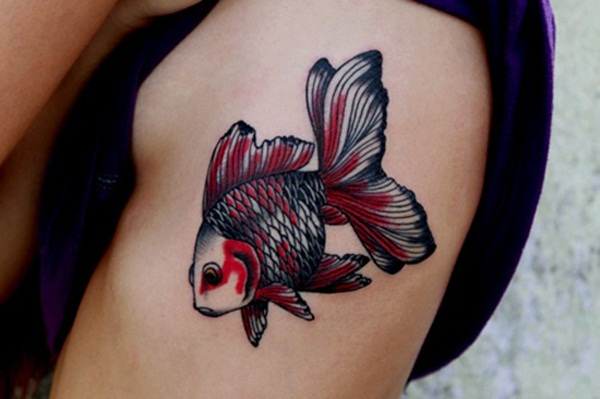 Fish Tattoo Designs For Men and Women (21)