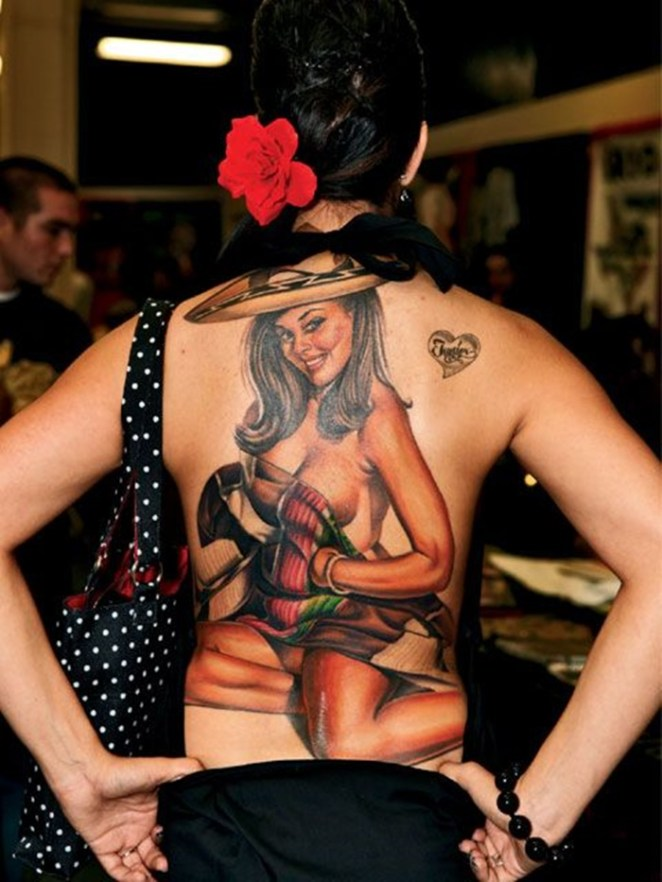 Hot Back Tattoos for Women1 (5)