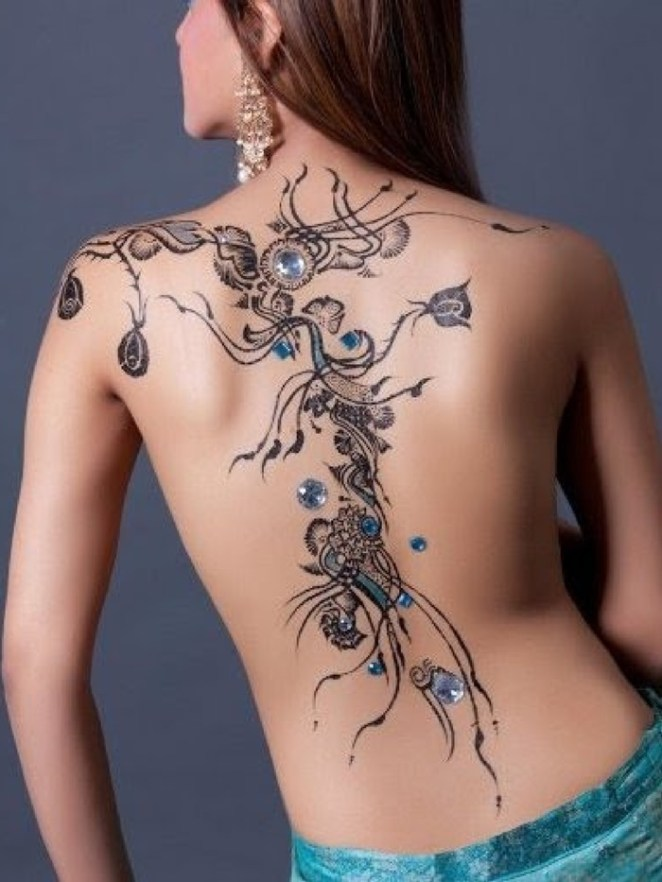 Hot Back Tattoos for Women1 (56)