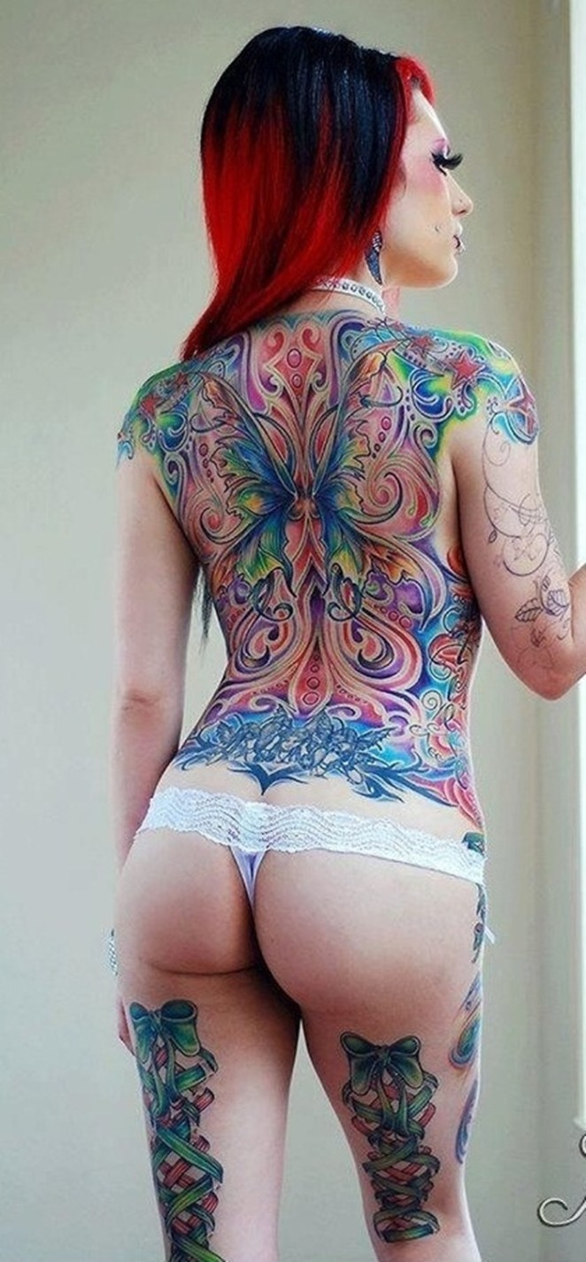 Hot Back Tattoos for Women1 (9)