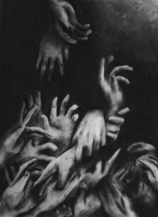 Charcoal Drawings and Sketches11