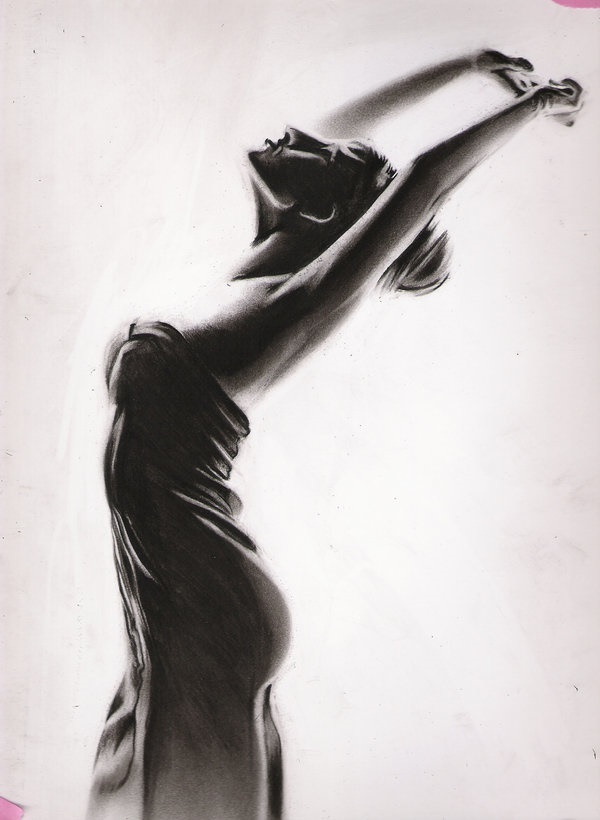 Charcoal Drawings and Sketches16