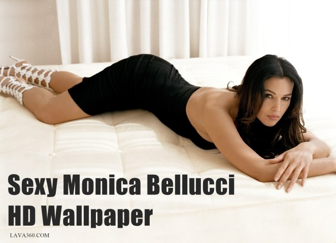 Sexy Monica Bellucci HD Wallpaper (1.1)