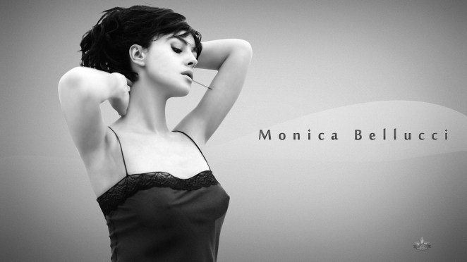 Sexy Monica Bellucci HD Wallpaper (3)