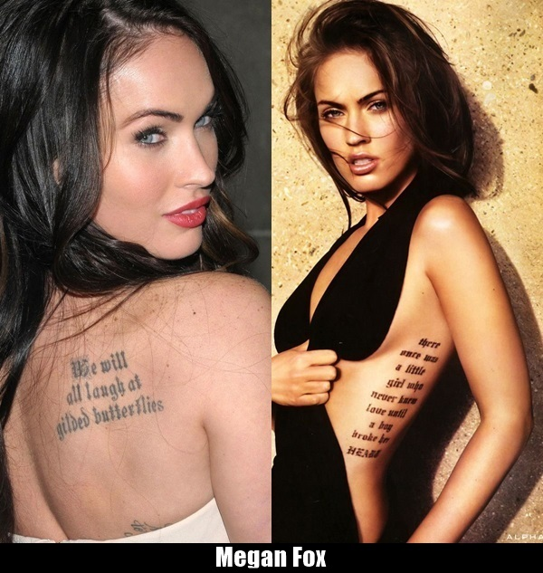 Best Celebrity Tattoo Designs and Ideas (8)